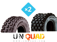 Pneus quad Pack Innova Power Gear 2