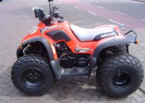 Quad Aeon Cobra RS II 180