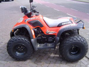 Quad Aeon Cobra RS II 180