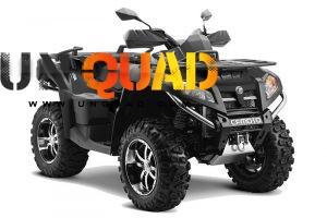 Quad CFMoto CForce 800S EPS