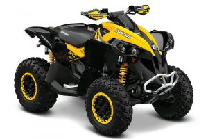 Quad Can Am Renegade 800R X XC