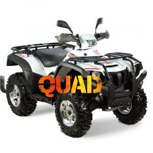Quad Hytrack HY 600 EFI Premium