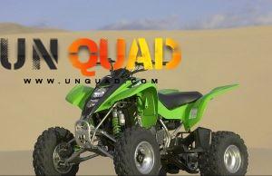 Quad Kawasaki KFX 400