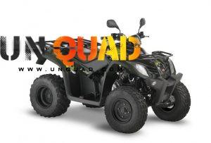 Quad Kymco MXU 300 US Green Line