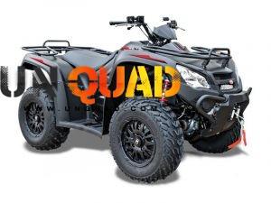 Quad Kymco MXU