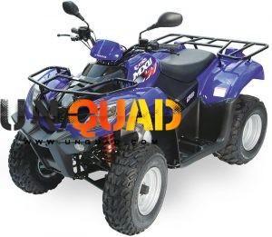 Quad Kymco MXU 50