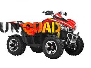 Quad Kymco Maxxer 450 SE 2014
