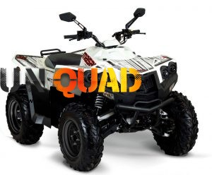 Quad Masai S600 Crossover