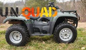 Quad Suzuki LT A400F