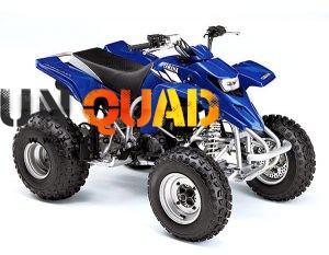 Quad Yamaha Blaster 200