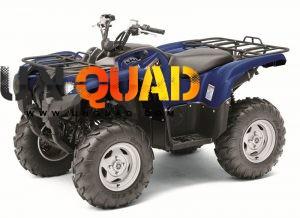 Quad Yamaha Grizzly 550 EPS