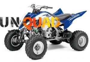Quad Yamaha Raptor 700 R 2013 Bleu