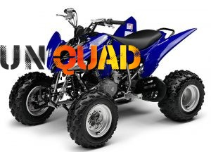 Quad Yamaha YFM 250R