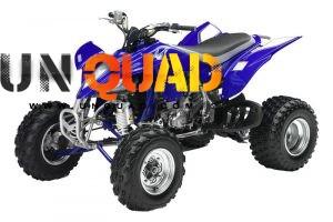Quad Yamaha YFZ 450 4x2