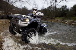 KAWASAKI Brute Force 740 4x4i EPS Fanchissement De Gue