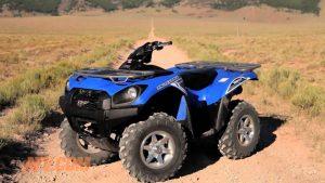 Kawasaki Brute Force 750 4x4i EPS En Bleu