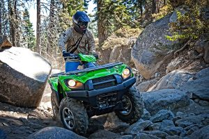 Kawasaki Brute Force 750 4x4i EPS Trial