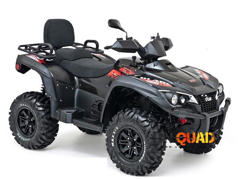 Le Quad TGB Blade 1000LT 4X4 En Noir