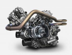 moteur du quad Kawasaki Brute Force 750 4x4i EPS