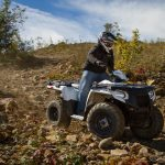 Pierrier Pour Quad Polaris Sportsman 570 SP