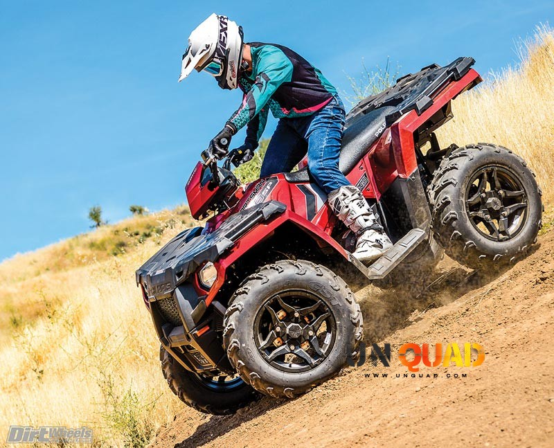 Polaris Sportsman 570 SP Efficace