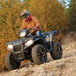 Polaris Sportsman 570 SP En Descente