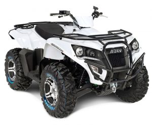 Quad ADLY 600 Xce Country
