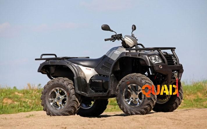 Quad CFMoto TerraForest 500