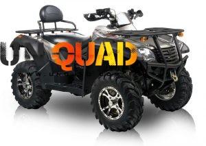 Quad CFMoto TerraLander 500 4x4