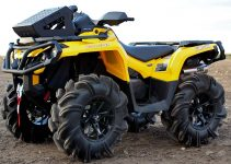 Quad Can Am Outlander 1000 XT