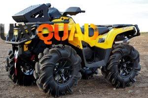 Quad Can Am Outlander 1000 XT