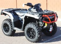 Quad Can Am Outlander 650