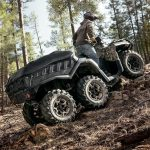 Quad Can Am Outlander 650 Version 6x6