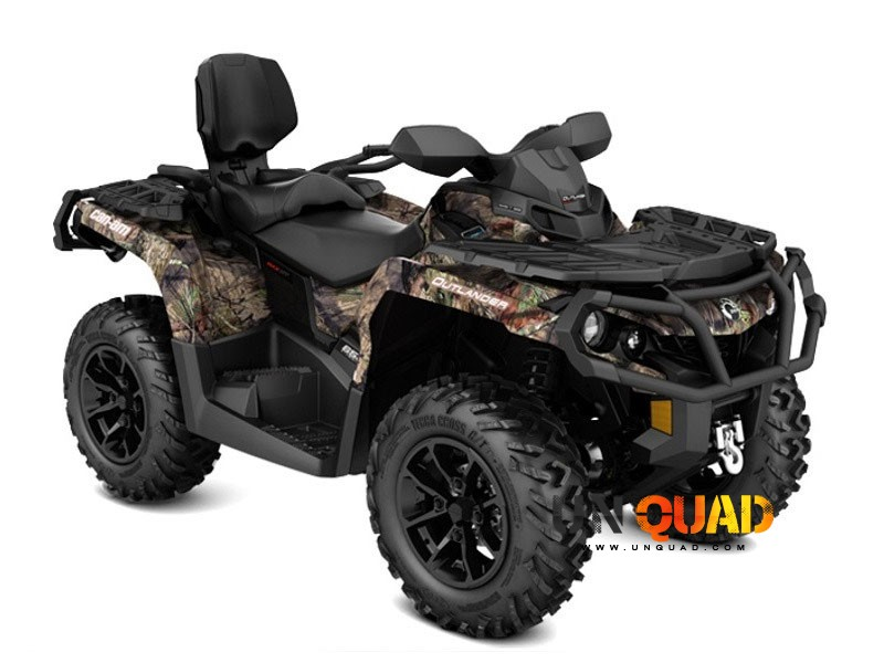 Quad Can Am Outlander 650 Version Camo