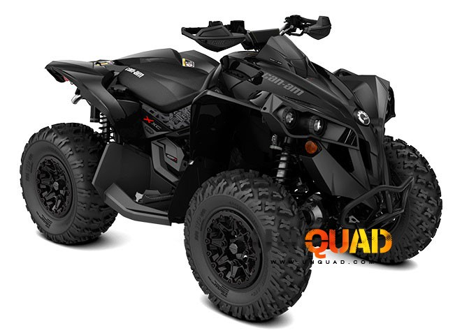 Quad Can Am Renegade 1000R Xxc