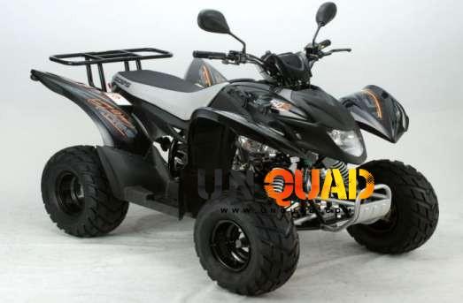 Quad Goes 50 S