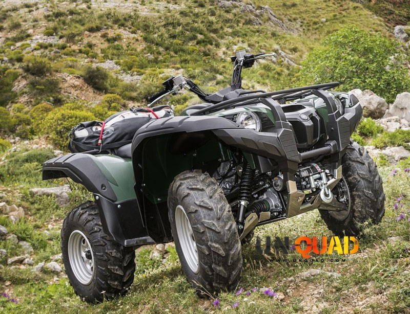 Quad Grizzly 700 EPS 4×4 Wthc