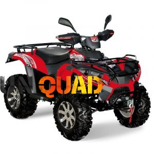 Quad Hytrack HY 410 S 4x4