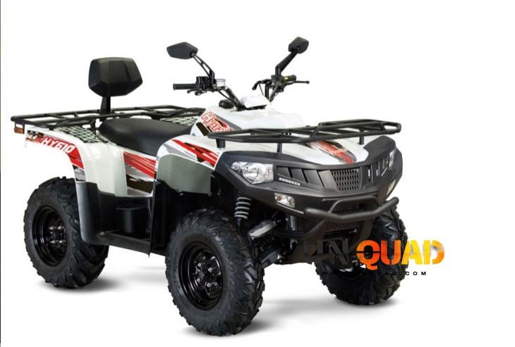 Quad Hytrack HY 610 S 4×4