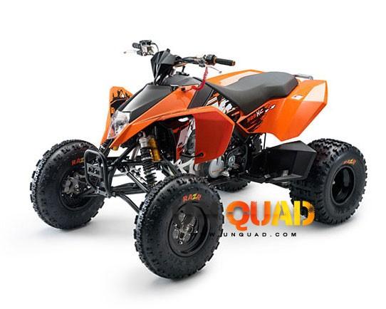Quad KTM 450 XC