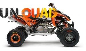 Quad KTM 505 SX