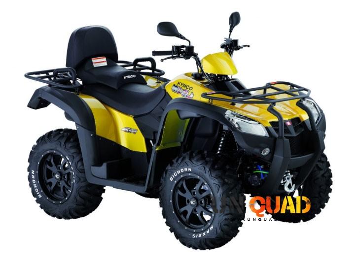 Quad Kymco 500 MXU I DX 4×4