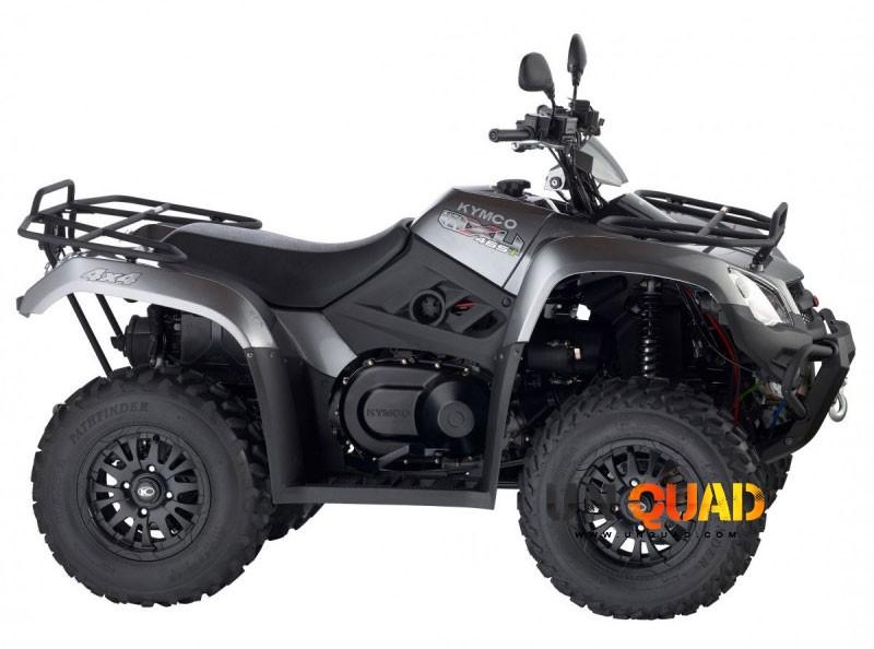 Quad Kymco MXU 465i