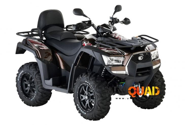 Quad Kymco MXU 550 I EX IRS 4×4