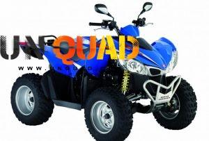Quad Kymco Maxxer 400 IRS 2x4