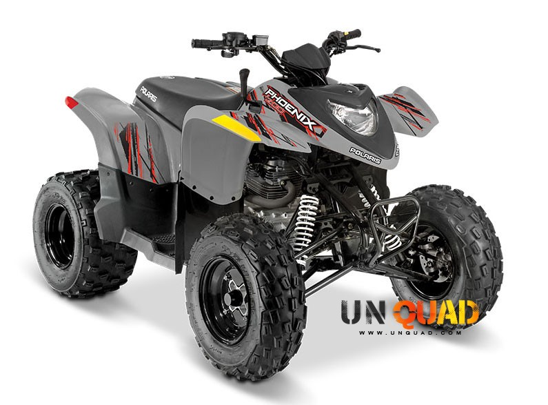 Quad Polaris Phoenix 200