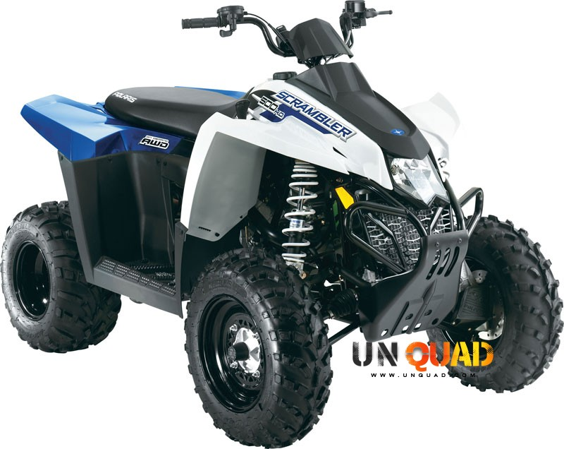 Quad Polaris Scrambler 500