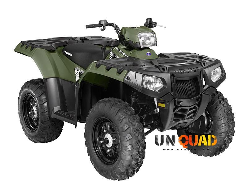 Quad Polaris Sportsman XPS 550 Forest