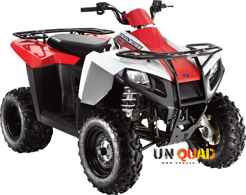 Quad Polaris Trail Boss 330