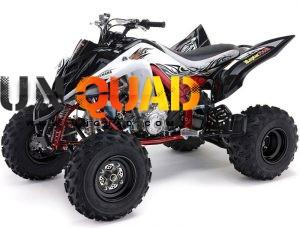 Quad Raptor 700